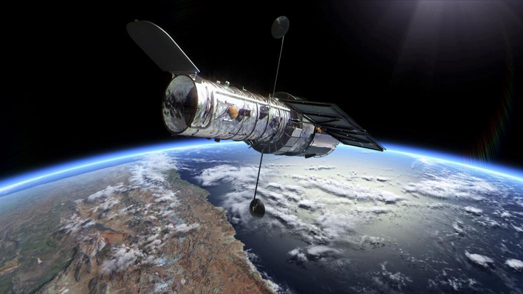 Le bellezze infinite dell' Universo riprese dal telescopio spaziale Hubble