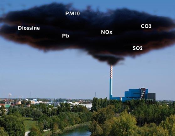 Li chiamano termovalorizzatori,ma sono inceneritori e provocano cancro