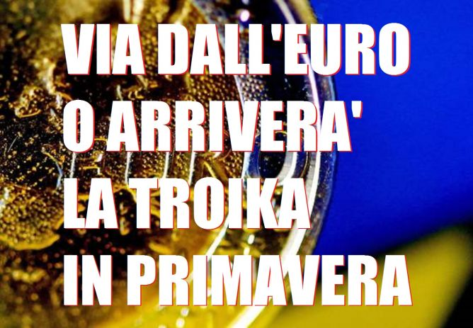 """L'UE non ha preso bene la vittoria del NO e giura vendetta.Il servizio shock di """"La gabbia"""".VIDEO"""