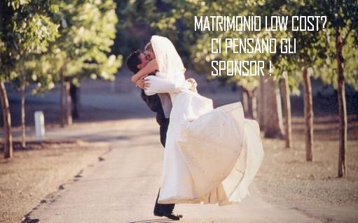 Volete sposarvi ma avete un budget limitato?Una soluzione c'è!La trovasponsor.Ecco di cosa si tratta