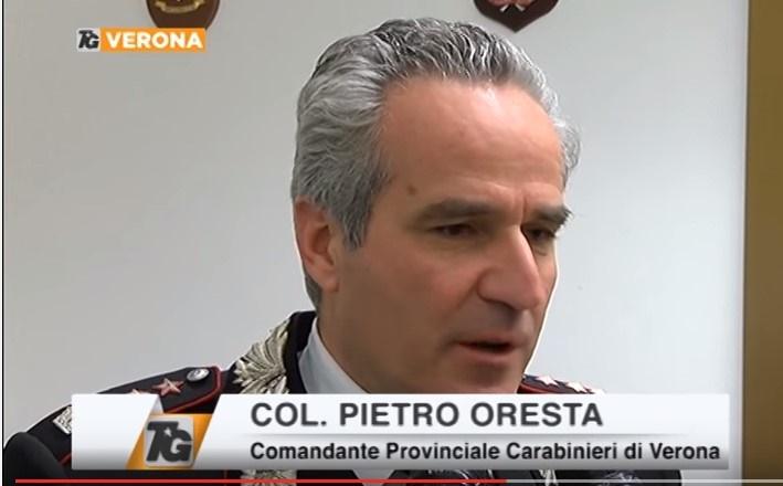 """La truffa dei finti carabinieri.L'appello del Colonnello""""Non cascateci e chiamate il 112"""".IL VIDEO"""