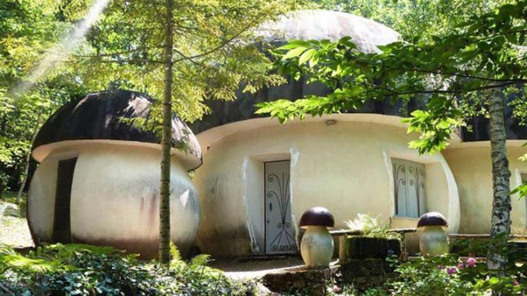 Il villaggio dei Puffi esiste davvero! E si trova in Italia