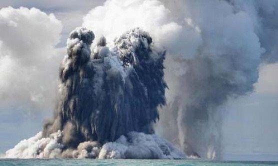 Il vulcano Marsili torna ad essere attivo nel Tirreno!Rischio tsunami.IL VIDEO