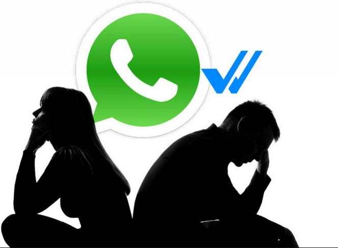Whatsapp citato come causa e prova del 40%dei divorzi italiani.Ecco il perchè