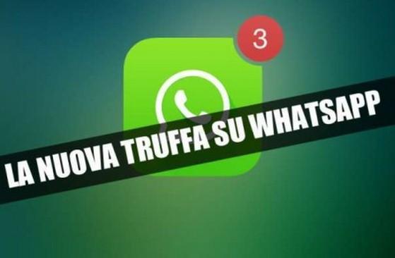 ATTENZIONE alla nuova truffa su Whatsapp.Link che promettono di attivare chiamate vocali e invece...