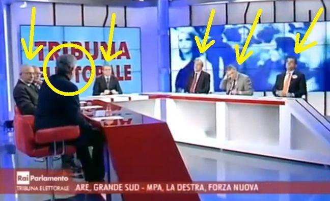 Rivelazione Shock di Paolo Ferraro a Rai Parlamento!L'ex magistrato sconvolge la trasmissione TV!IL VIDEO