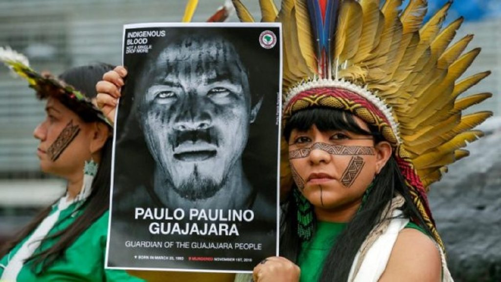 Amazzonia i guardiani della foresta