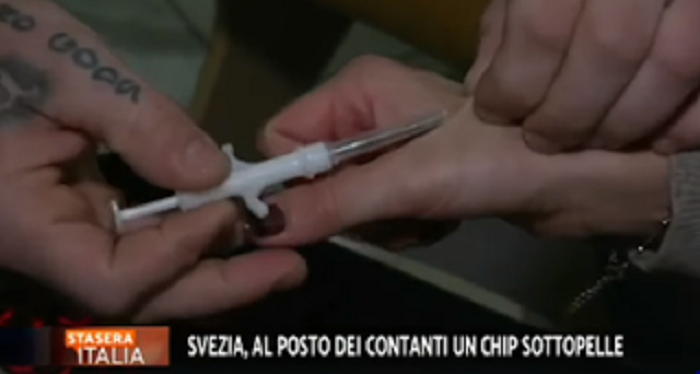 microchip sottocutaneo