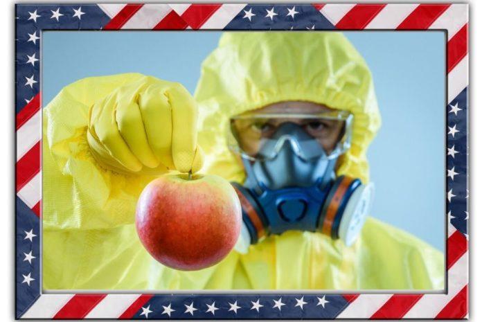pesticidi nei prodotti made in USA