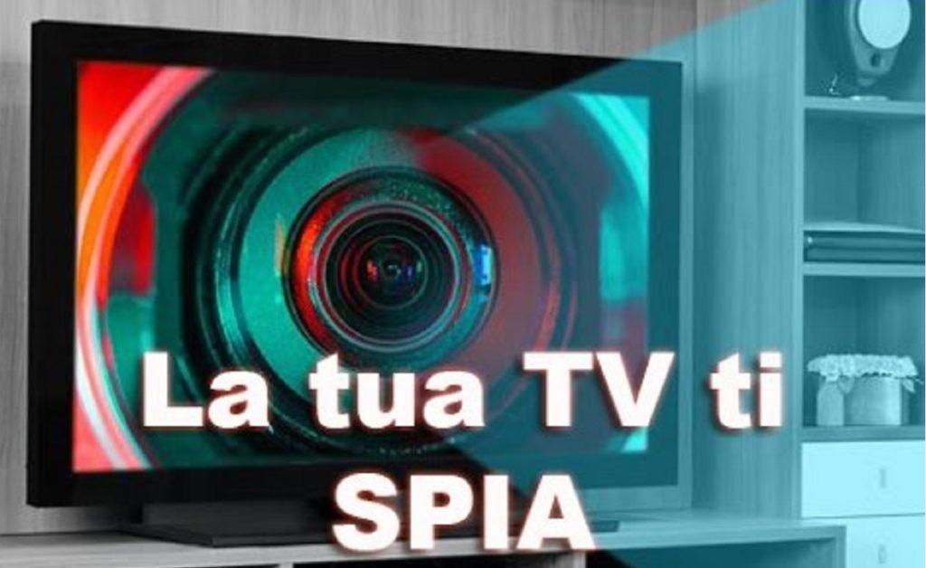 smart tv spia