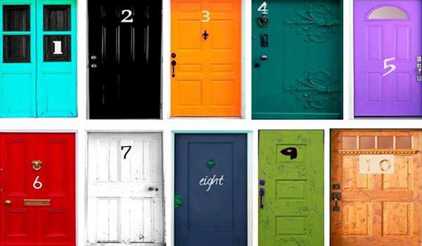 Quale porta apriresti? Questo test della personalità potrebbe rivelare molte cose su di te