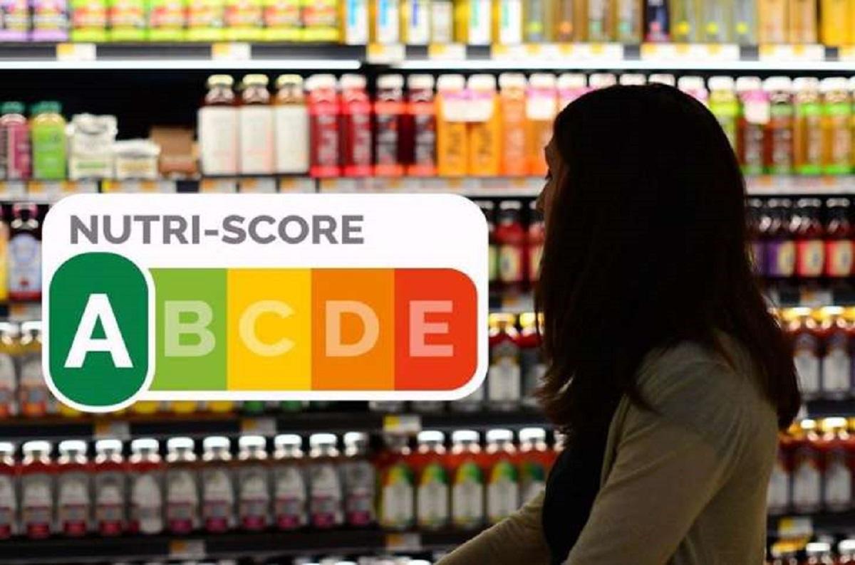 sistema etichettatura UE Nutri Score