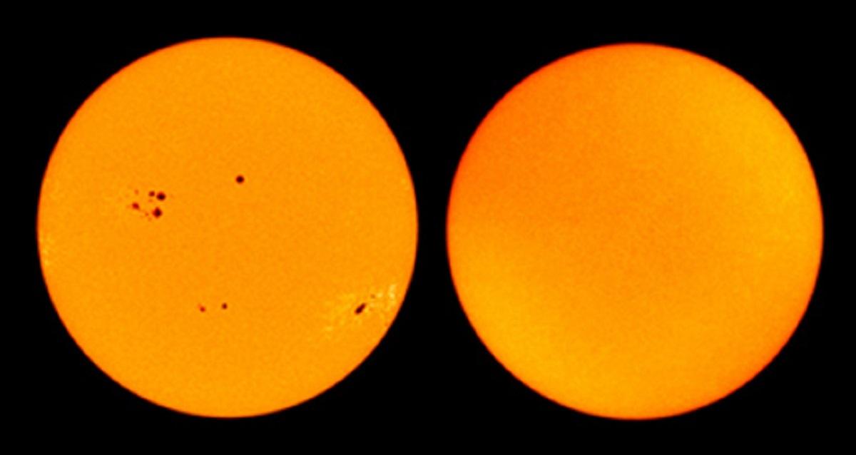 Nasa: Sole senza macchie per 271 giorni. Attività solare al minimo, pericolo radiazioni dense
