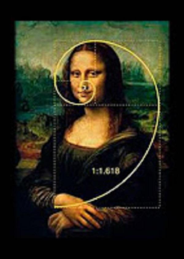fibonacci gioconda