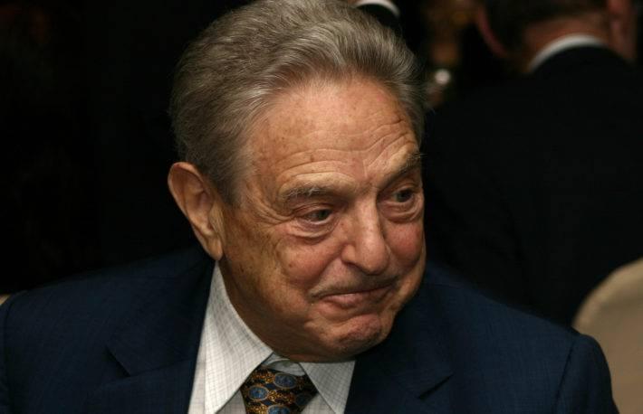 George Soros non sono pentito di aver speculato sulla Lira