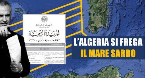 Algeria si frega il mare sardo