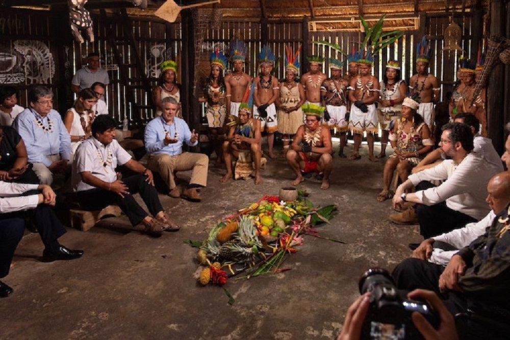 nazioni firmano accordo salvare foresta amazzonica