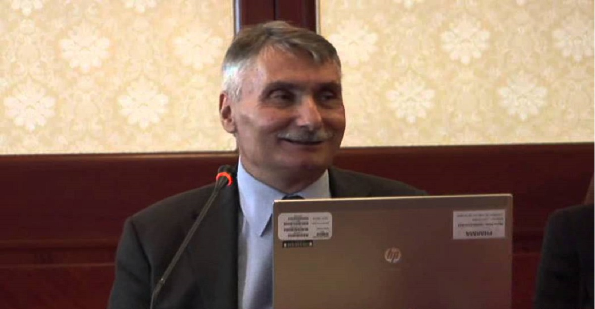 Fausto Francia epidemiologo