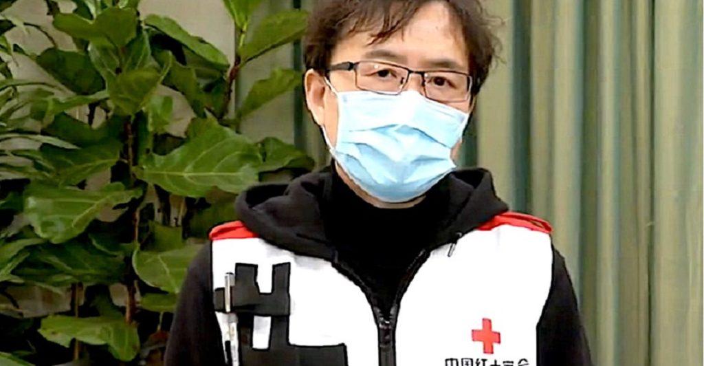 Sun Shuopeng coronavirus vaccino