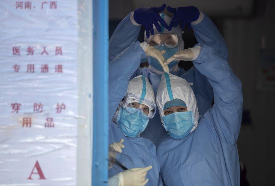 chiuso ospedale Wuhan coronavirus 3