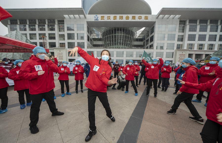 chiuso ospedale Wuhan coronavirus 4