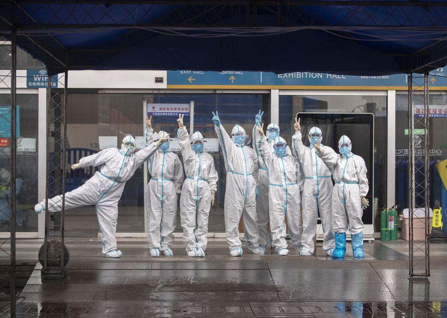 chiuso ospedale Wuhan coronavirus