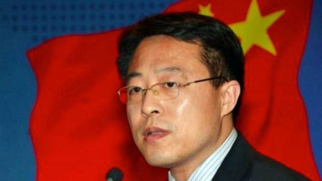 portavoce del ministero degli esteri cinese Zhao Lijian