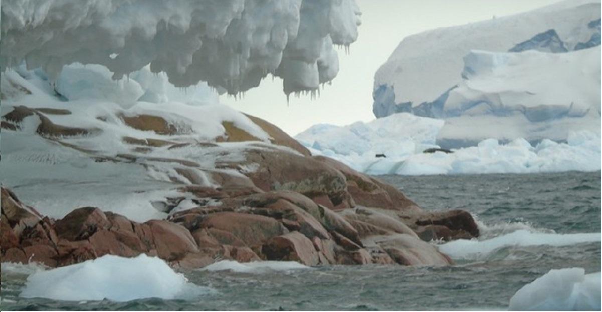 Scoperta una nuova isola in Antartide grazie alla fusione dei ghiacciai