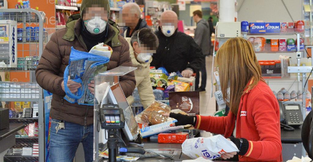 multa spesa inferiore a 50 euro coronavirus