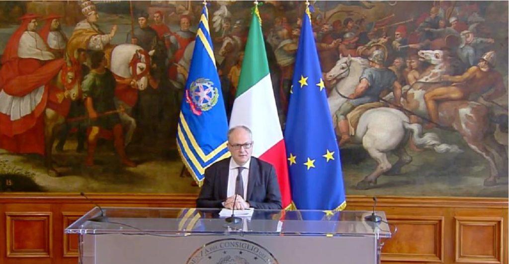 roberto_gualtieri_conferenza_palazzo_chigi