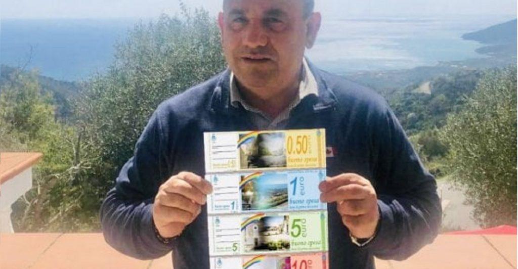 Giovanni Fortunato Santa Marina stampa banconote