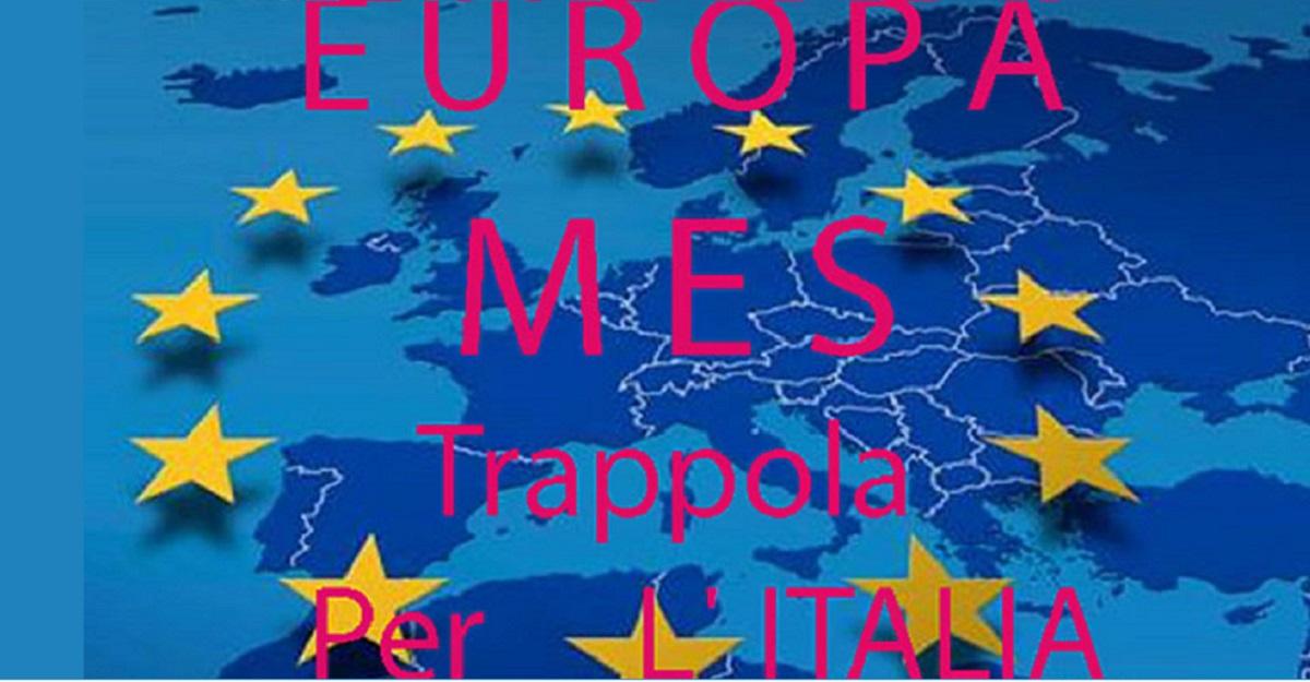Il trattato del MES che ha portato miseria e disperazione