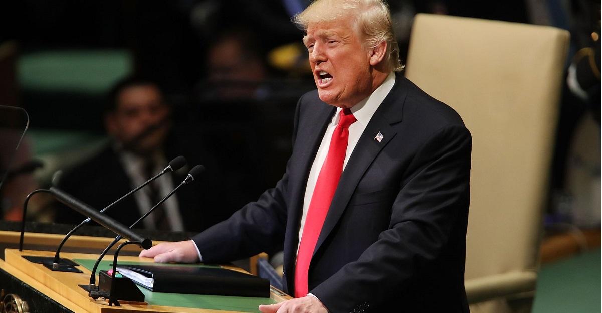 """Trump scatenato: """"il globalismo non funziona, ha fallito. Meglio produrre in patria"""""""