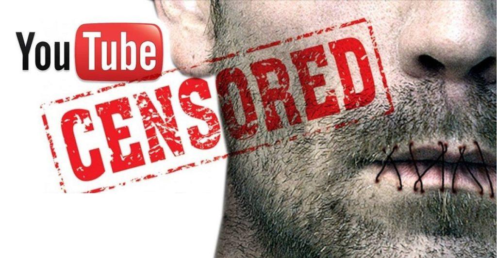 youtube censura coronavirus