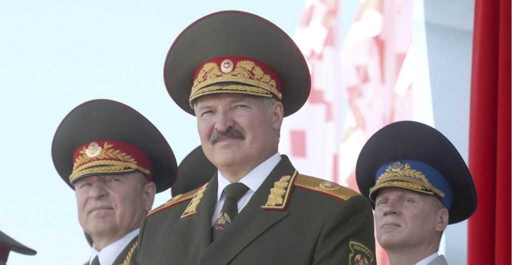 Aleksandr Lukashenko coronavirus psicosi