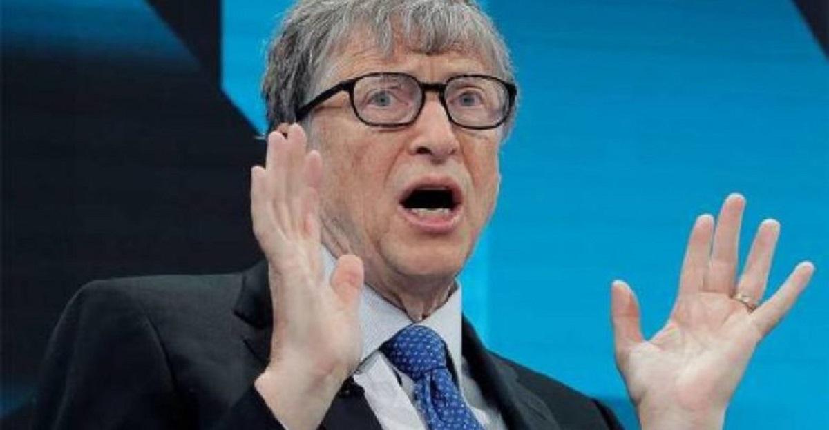 Bill Gates crimini contro l'umanità