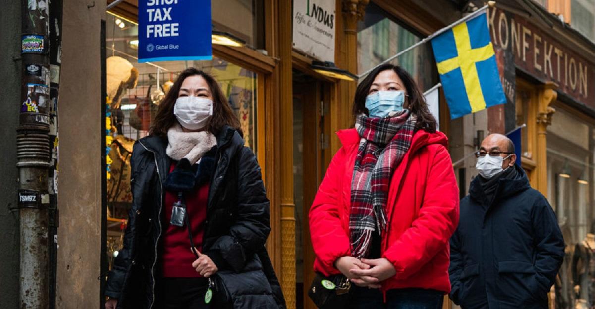 Svezia coronavirus senza lockdown