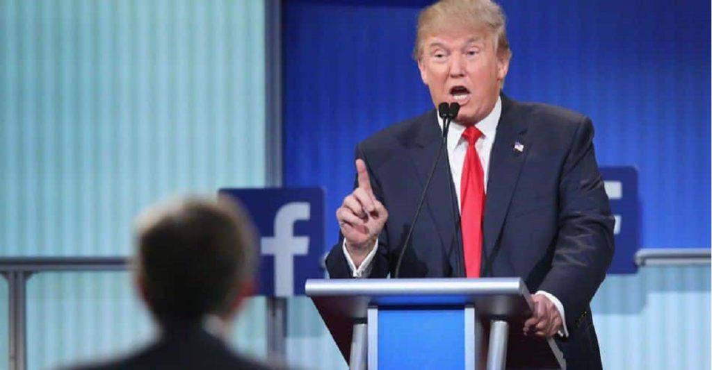 Trump contro censura social network