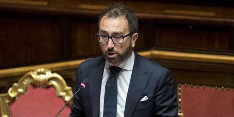 Bonafede resta ministro della Giustizia, respinta in Senato la mozione di sfiducia