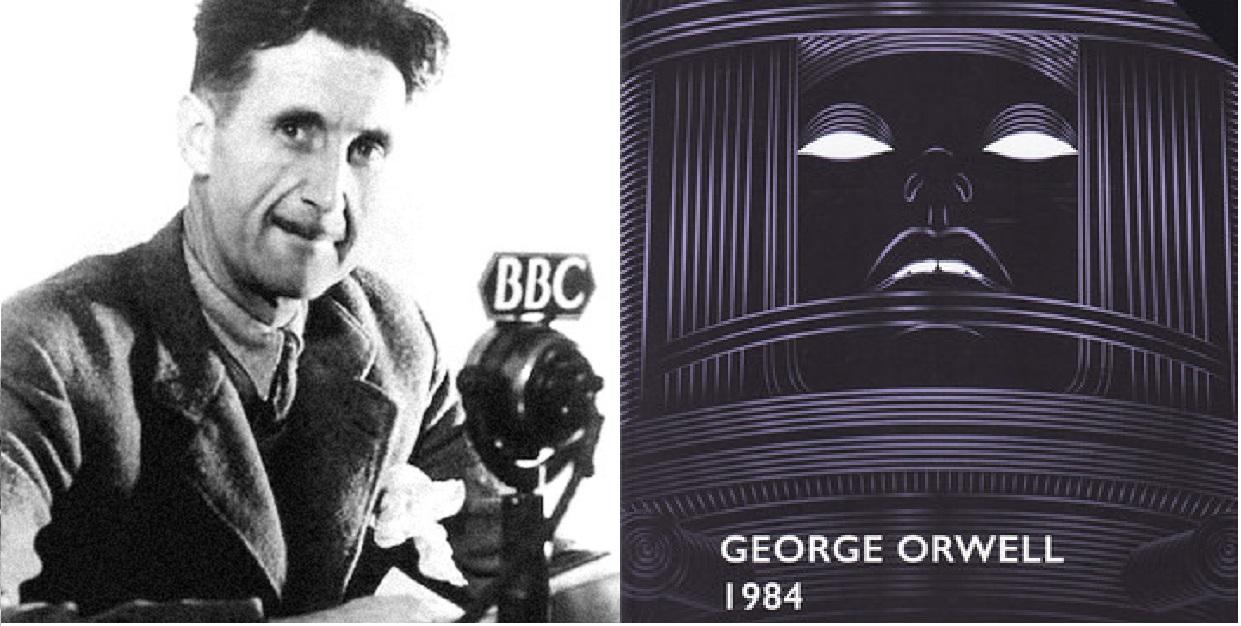 george Orwell 1984 libro