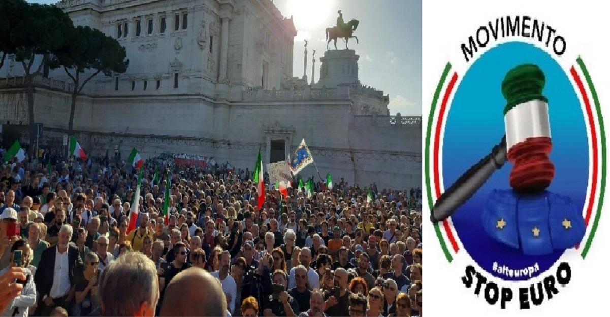 movimento stop europa manifestazione 30 maggio