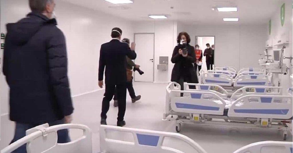ospedale fiera di milano coronavirus