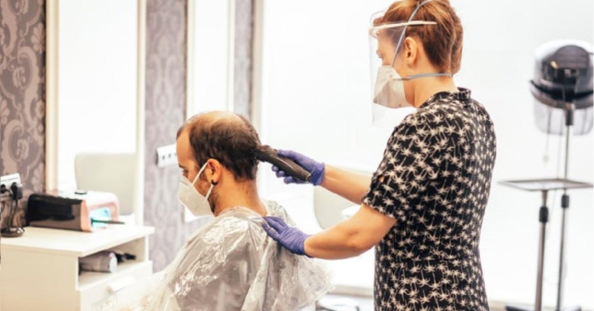 parrucchiera positiva coronavirus usa