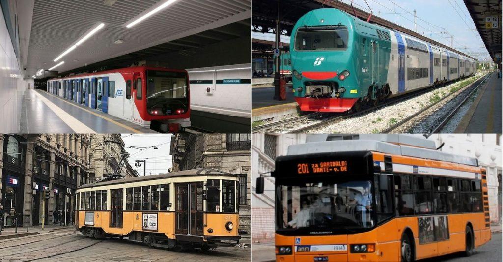 rimborso abbonamento metro treno autobus tram lockdown