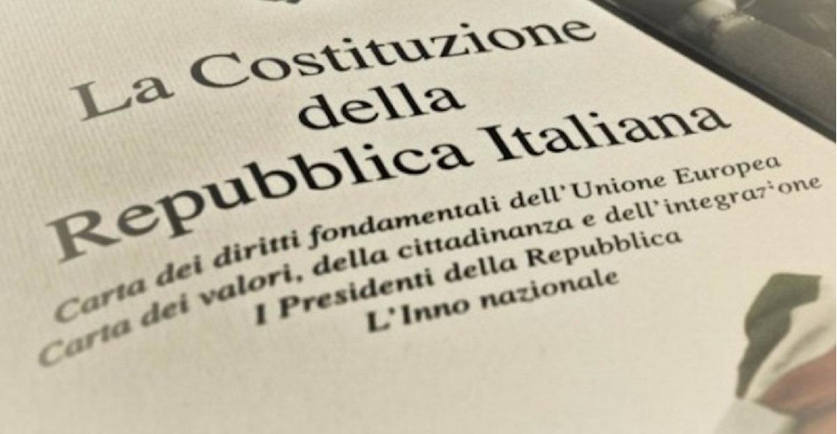 trattamento sanitario obbligatorio costituzione italiana