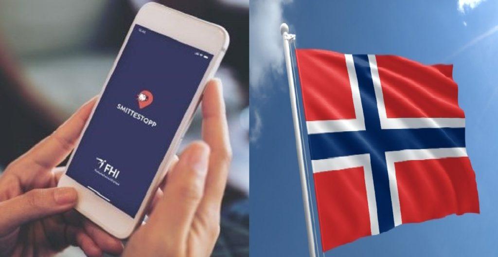Norvegia sospende smittestopp app tracciamento contagi coronavirus