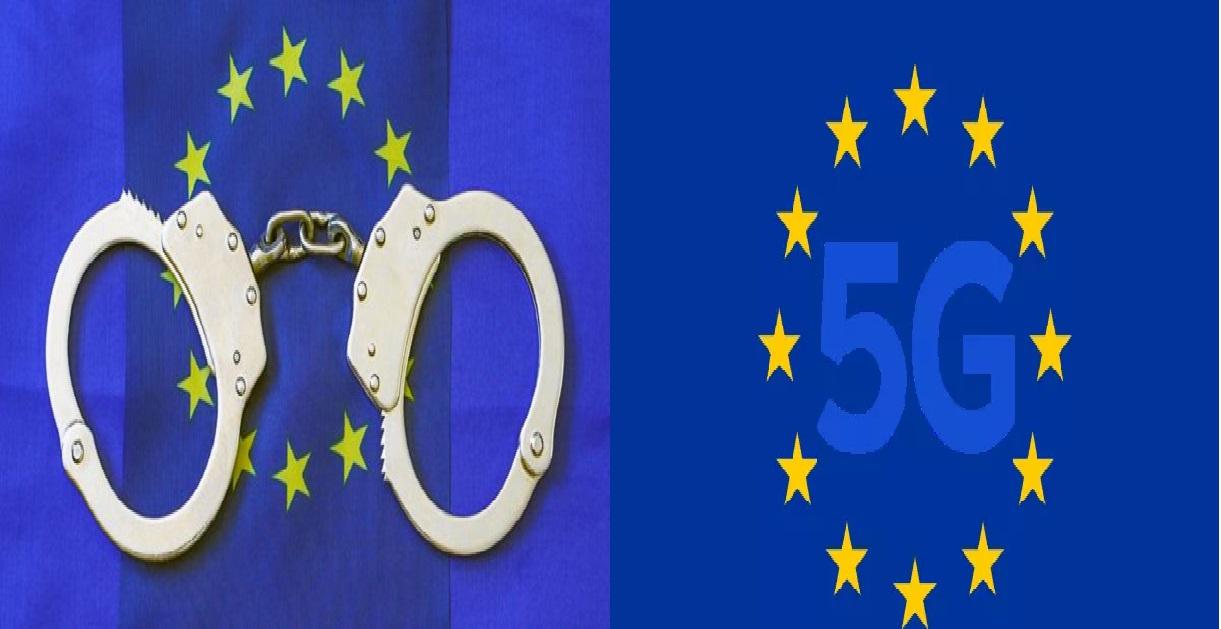 Consiglio UE: repressione e galera per chi denuncia i pericoli sanitari del 5G