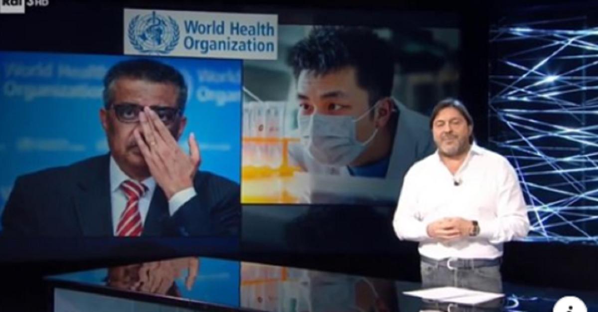La denuncia di Report: l'OMS è nelle mani di Bill Gates