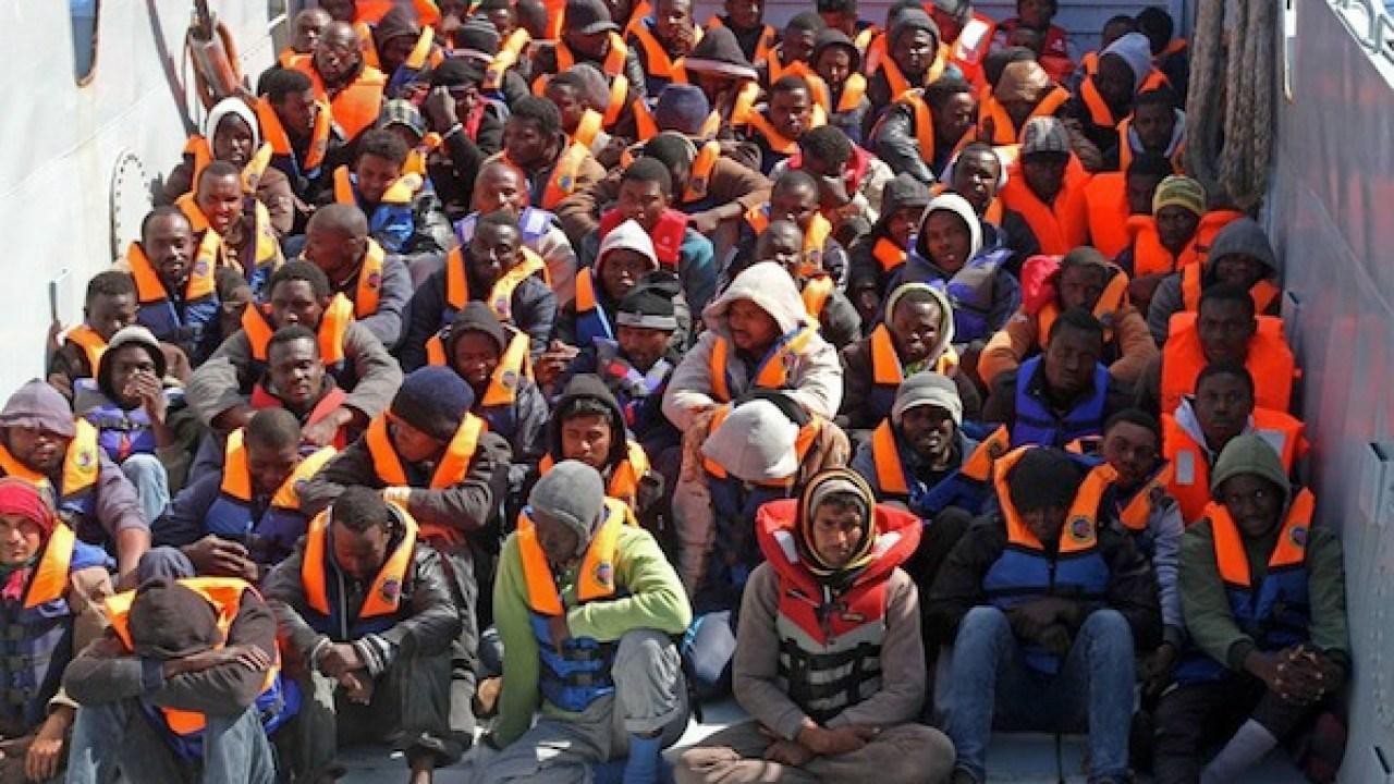 migranti dalla Libia Italia