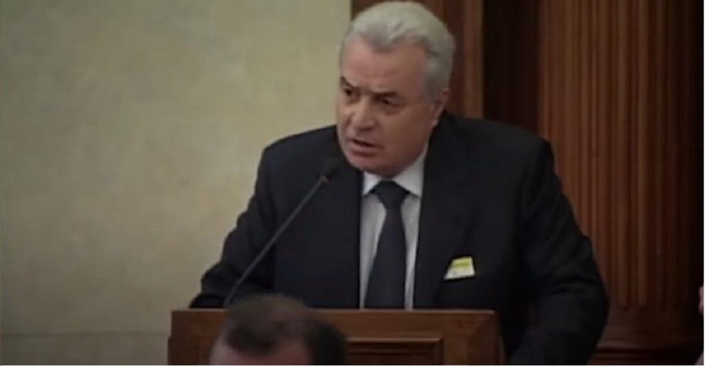 magistrato giorgianni emergenza democratica